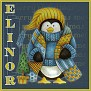 Stay Warm Penguin-Elinor