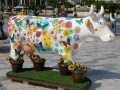 Cow parade Greece 2006 (14)