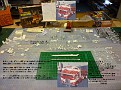 Peterbilt 352 - all the parts on the bench and ready to build