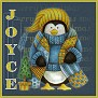 Stay Warm Penguin-Joyce