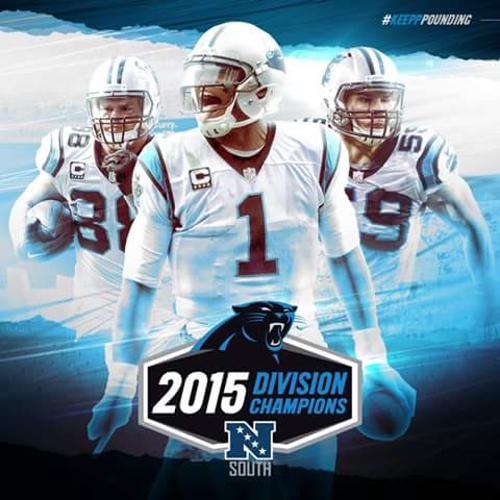 2015 NFC South Champions