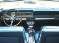 66 fairlane interieur dash