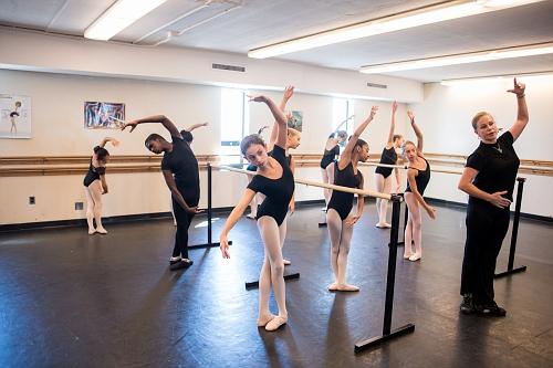 Brighton Ballet Practice DG-4