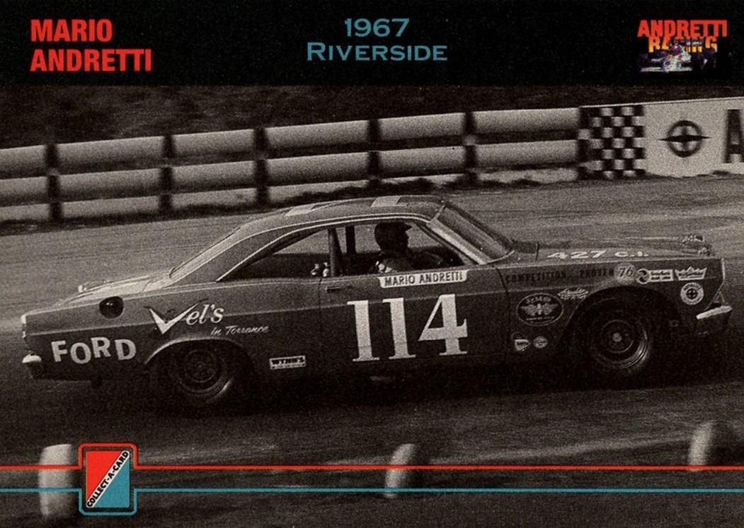 1992 Andretti Family Racing #020 (1)