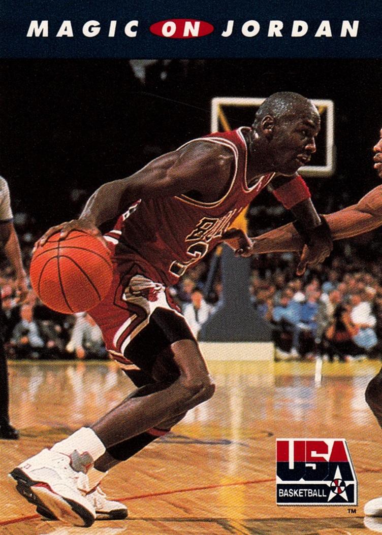 1992 Skybox USA #105 (1)