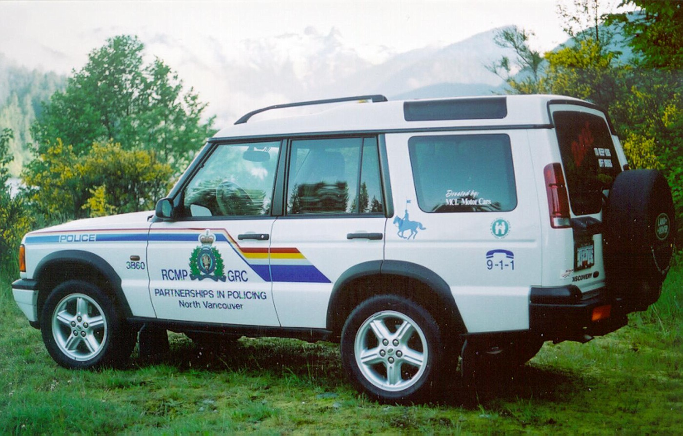 Can - Royal Canadian Mounted Police