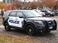 CT - Meriden Police Ford Explorer