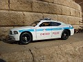 CPD Fantasy car- Dodge Charger diecast
