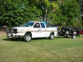 Mariposa County Sheriff Dodge Ram and ATV