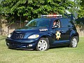 Alameda County Sheriff PT Cruiser