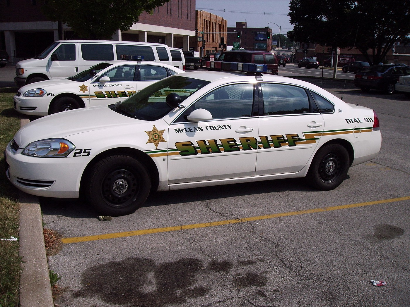 IL - McLean County Sheriff