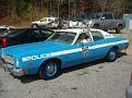 NY - NYPD 1975 Plymouth Fury
