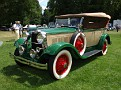 1928 Dodge Victory Six Sport Touring Phaeton owned by Thomas V Devers