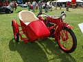 1917 Indian Power Plus with sidecar owned by the Cofer Collection