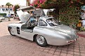 1952 Mercedes-Benz 300 SL Gullwing rear owned by Peter Thomas