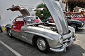 1955 Mercedes-Benz 300 SL owned by Ryan and Mary Snodgrass