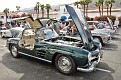 1955 Mercedes-Benz 300 SL owned by Hal and Debbie Ashton
