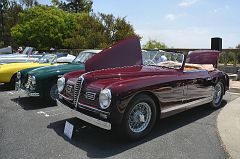 1951 Alfa Romeo C2500 convertible owned by Jim Gianopulos DSC 1857
