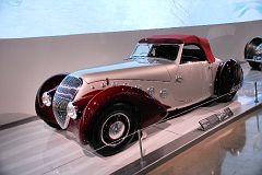 05 1937 Peugeot 302 DS Darl'Mat Cabriolet by Pourtout DSC 5736