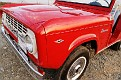 11 1966 Ford Bronco front fender detail