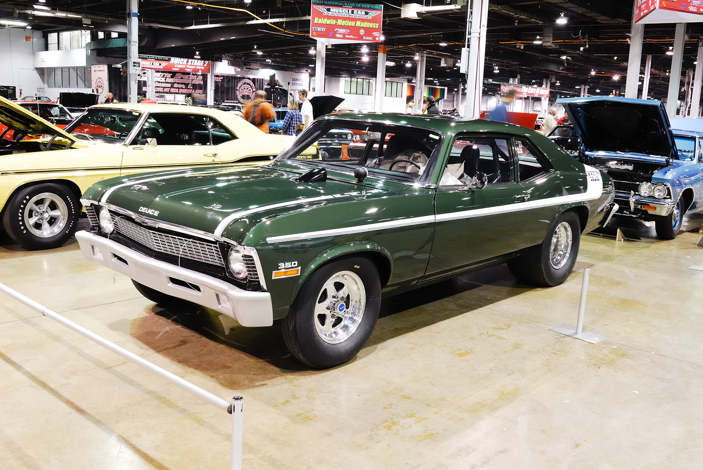 Yenko Chevy Nova at the 2010 Muscle Car and Corvette Show