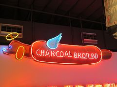 Charcoal Broiled Heavenly Dogs