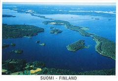 Finland - LAKES NS
