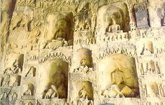 China - Longmen Rock Carving
