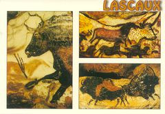 France - Lascaux Rock Paintings