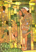 India - Ajanta Rock Paintings