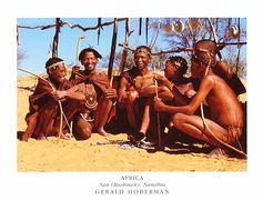 Namibia - Bushmen PE