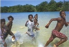 Papua New Guinea - Espiritu Santo PE