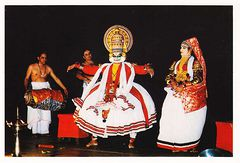 India - Kathakali ND