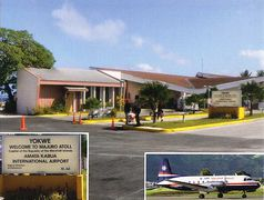 Marshall - Amata Kabua International Airport