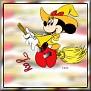 Minnie as witchTJay