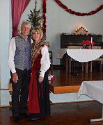 2016 12 10  009 Swedish Club Christmas Dinner Buffet