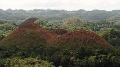Шоколадные холмы (о.Бохол)