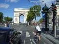 Andreas am Arc de Triomphe