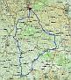 Route 400km Brevet