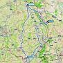 """Route """"Door de mooie Maasvallei"""""""