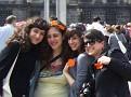 Meisjes op de Dam