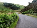 Road in Scotland