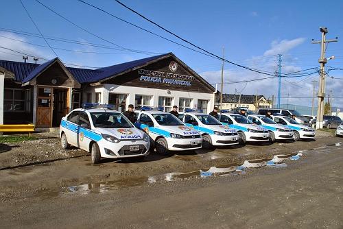 Argentina - Tierra del Fuego Policia Provincial