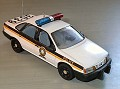 Quebec Provincial Police Ford Taurus