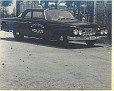 CT - Manchester Police 1961 Plymouth