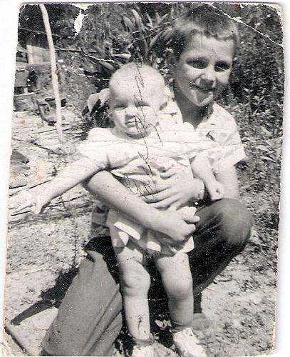 66-Uncle Del and Mom