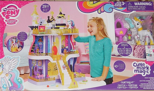 My Little Pony pilis su princese Celestia 1
