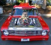 red 65 pro street front