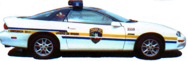 PR - Puerto Rico Police
