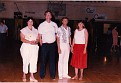 Peggy Parks, Bernard Cross, E. Ray Austin, and Linda Queener